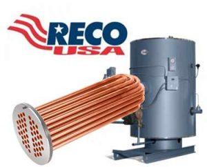 Reco Heat Exchangers and Tube Bundles