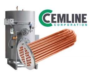 Cemline HEat Exchangers and Tube Bundles