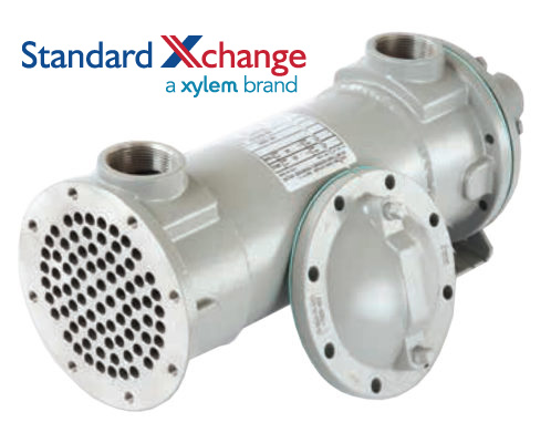 ITT Standard Xchange Model SSCF with Cast Iron Bonnets